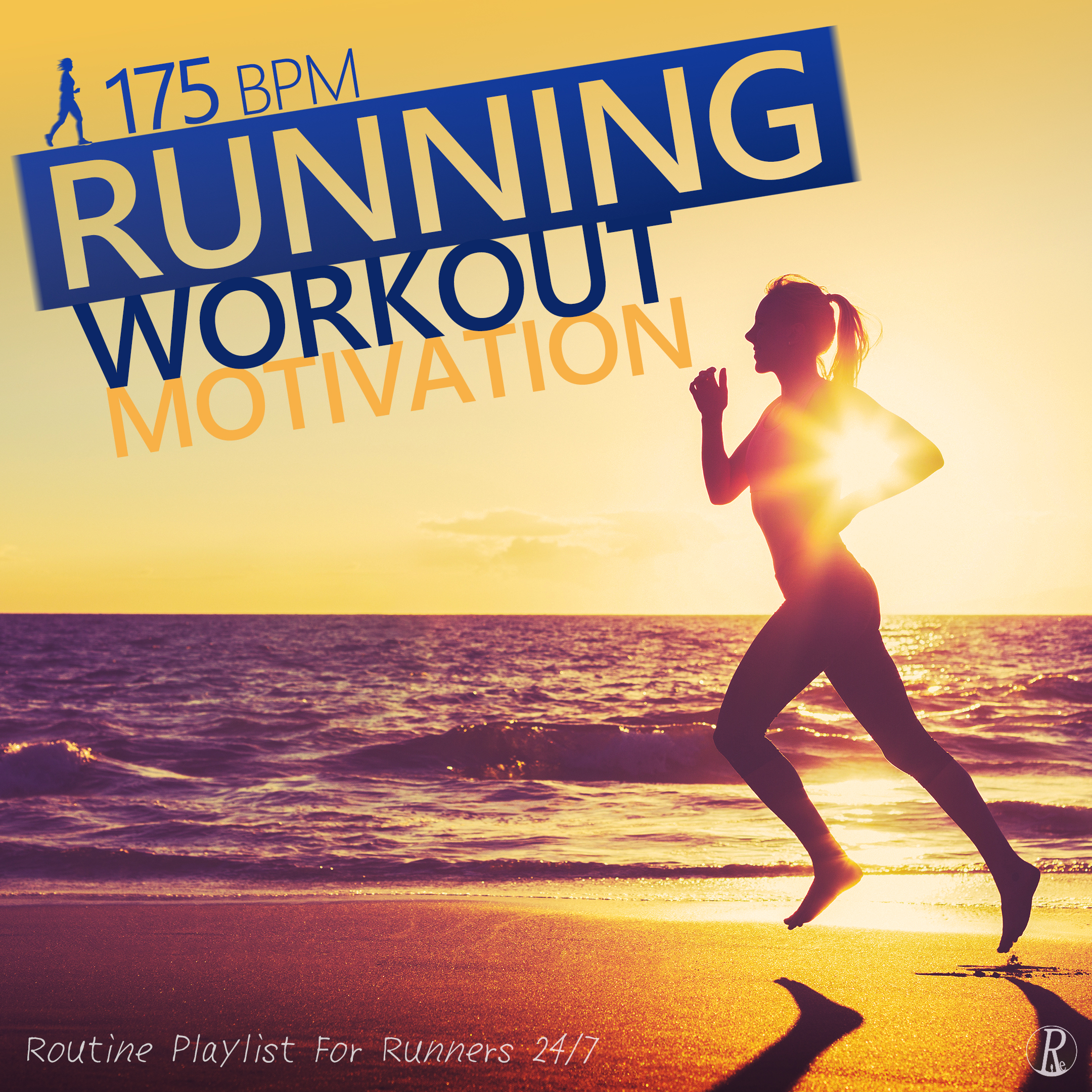 Running Workout Lab - Running Workout Motivation 175 BPM