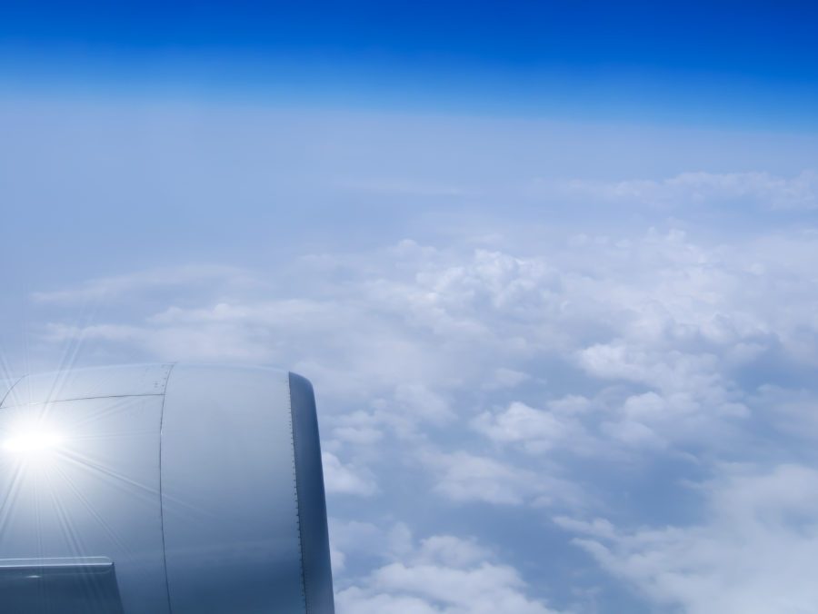 Royalty Free Photos at No Charge - View from Airliner - FOC series by YujiKudo.com